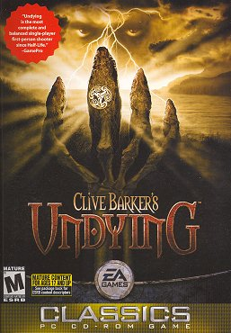 Undying box art